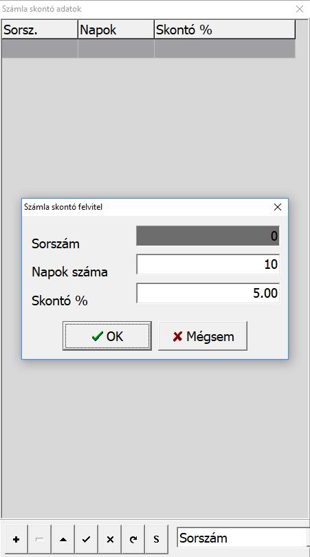 skonto_feltoltes_szamlazaskor